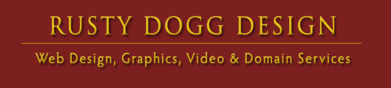 rusty dogg web design